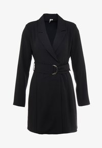 Nly by Nelly - FABULOUS SUIT DRESS - Robe fourreau - black - 5