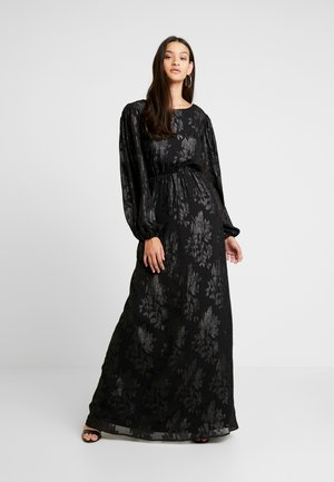 SLEEVE GOWN - Occasion wear - black