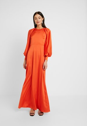 ALL ABOUT ME GOWN - Robe de cocktail - orange