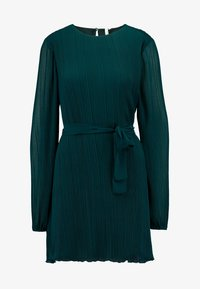 Nly by Nelly - BELTED STRUCTURE DRESS - Vardagsklänning - green - 4