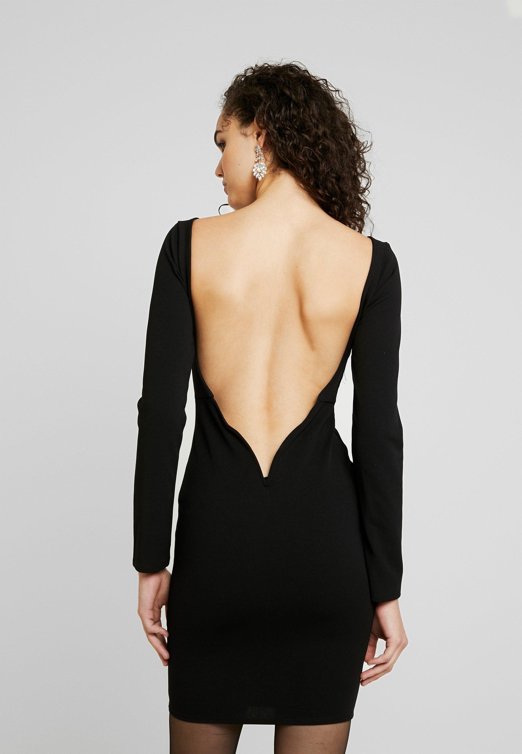 Nly Vestito Nelly Black EleganteNero By kXOPluwZiT