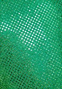 Nly by Nelly - SPARKLING SLIT GOWN - Společenské šaty - green - 5