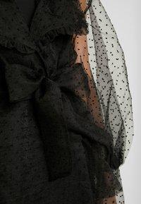 Nly by Nelly - DOT DRESS - Denní šaty - black - 5