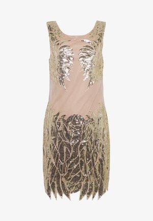 DANCE DRESS - Robe de soirée - gold