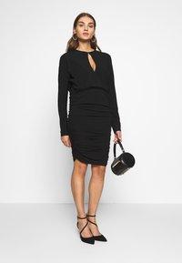 Nly by Nelly - BOOM DRESS - Vestito elegante - black - 1