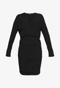 Nly by Nelly - BOOM DRESS - Vestito elegante - black - 4