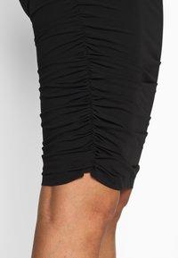 Nly by Nelly - BOOM DRESS - Vestito elegante - black - 5