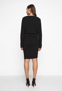 Nly by Nelly - BOOM DRESS - Vestito elegante - black - 2