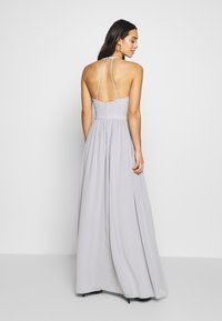 Nly by Nelly - SPORTSCUT INSERT GOWN - Iltapuku - dusty blue - 2