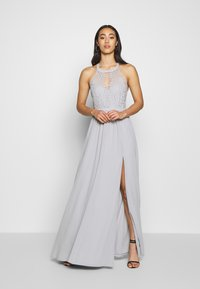 Nly by Nelly - SPORTSCUT INSERT GOWN - Iltapuku - dusty blue - 1