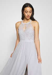 Nly by Nelly - SPORTSCUT INSERT GOWN - Iltapuku - dusty blue - 3