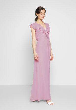 DAYDREAMING FLOUNCE GOWN - Suknia balowa - light pink