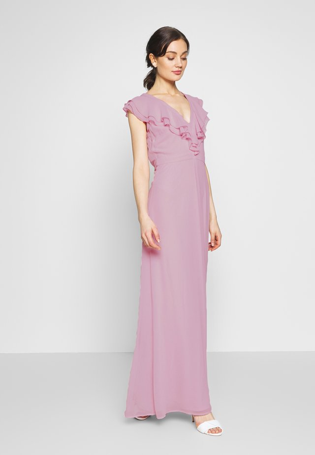 DAYDREAMING FLOUNCE GOWN - Occasion wear - light pink