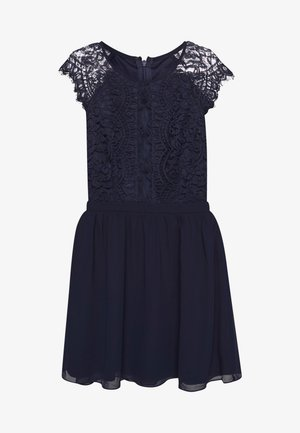 SO GOOD CAP SLEEVE DRESS - Cocktailjurk - navy