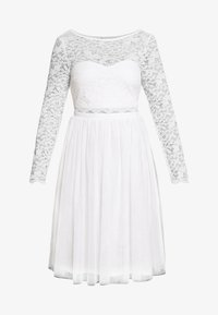 Nly by Nelly - DREAM DRESS - Cocktailklänning - white - 5