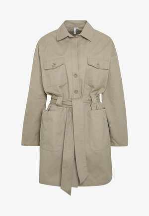 CARGO DRESS - Kjole - beige