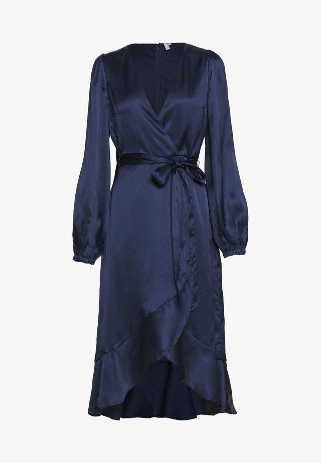 EYES ON ME DRESS - Vestido de cóctel - navy