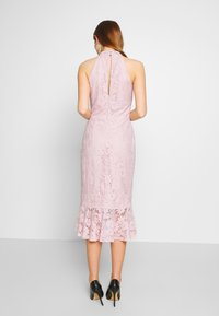 Nly by Nelly - FAB MIDI DRESS - Sukienka koktajlowa - rose - 2