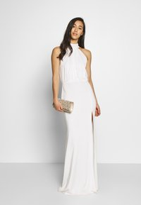 Nly by Nelly - FYI BOW GOWN - Iltapuku - white - 1