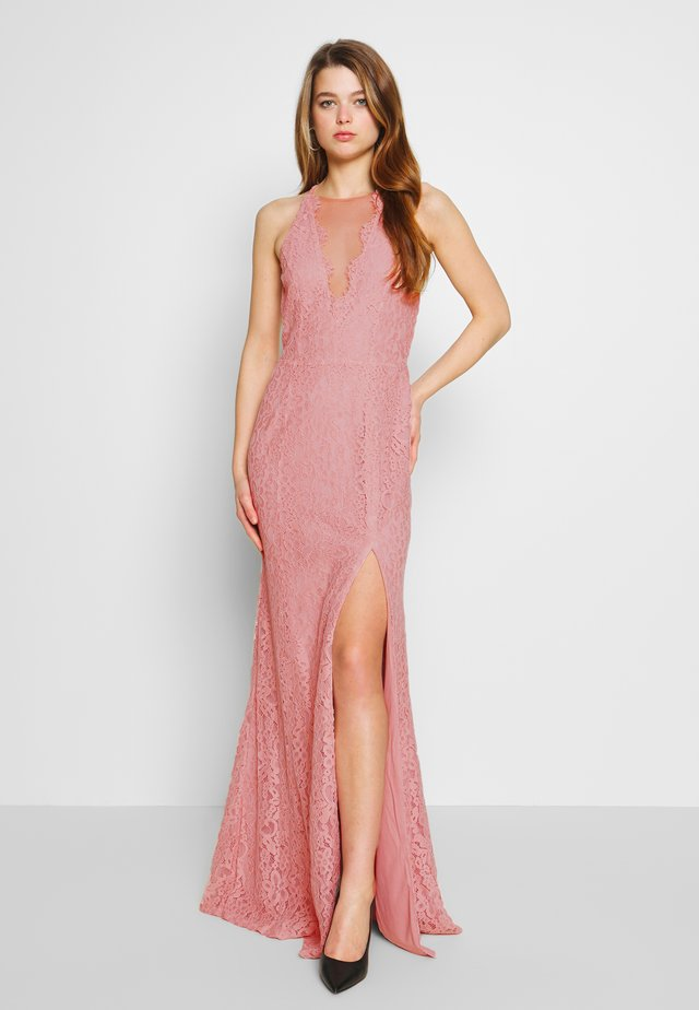 NO SECRET GOWN - Occasion wear - rose