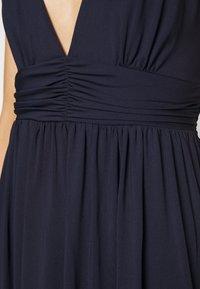 Nly by Nelly - CROSS BACK DRAPY DRESS - Vestido informal - navy - 5