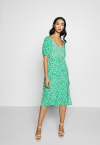 Nly by Nelly - OFF SHOULDER DRESS - Day dress - multi-coloured - 0