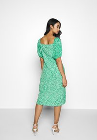 Nly by Nelly - OFF SHOULDER DRESS - Day dress - multi-coloured - 3