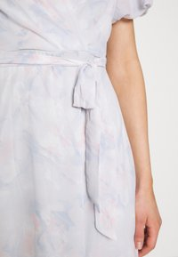 Nly by Nelly - PUFF SLEEVE GOWN - Galajurk - pink - 5