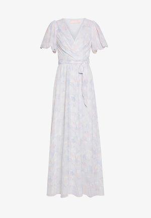 PUFF SLEEVE GOWN - Společenské šaty - pink