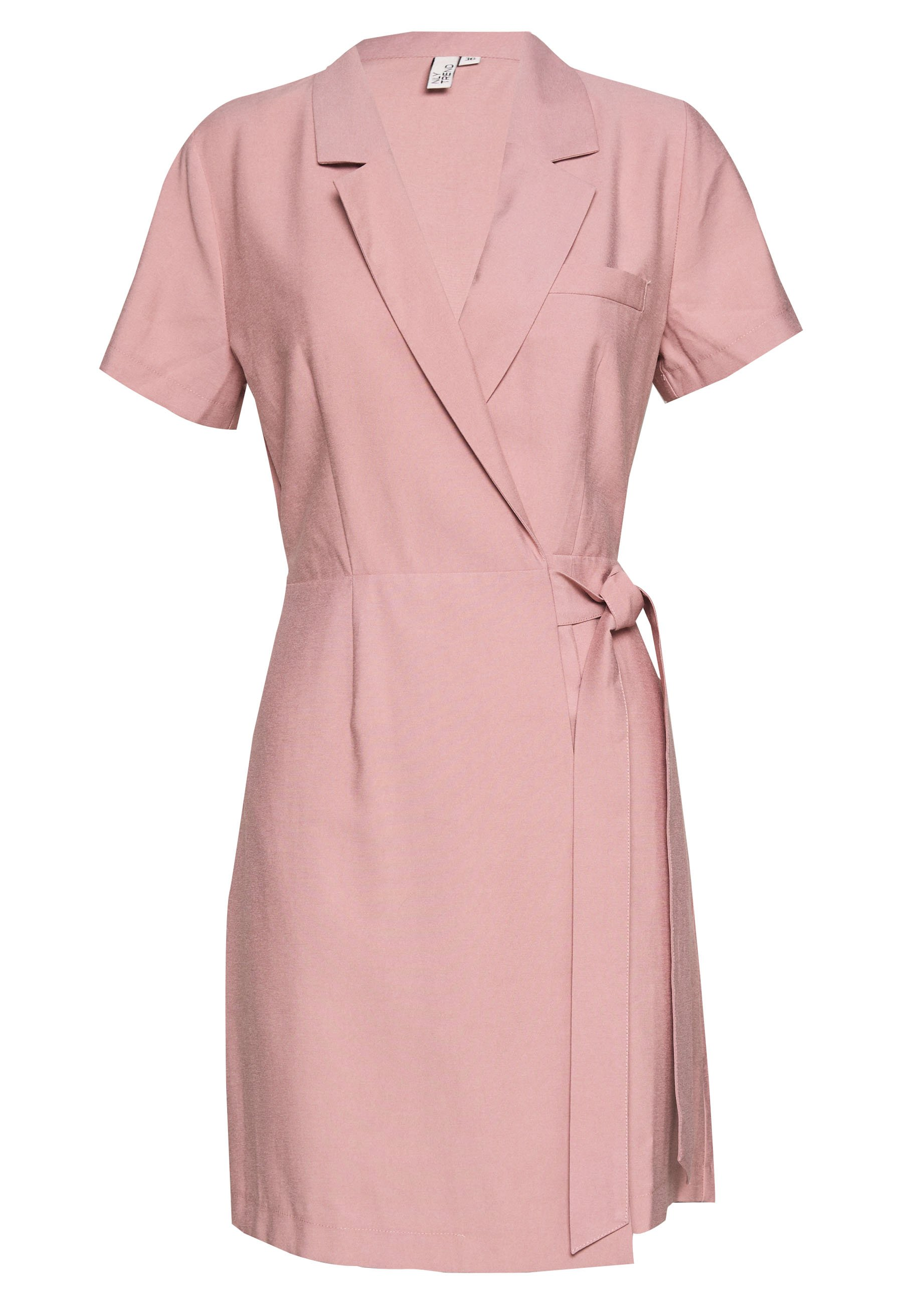 Monki KAREN DRESS Sukienka etui pink MOQ21C07R J11
