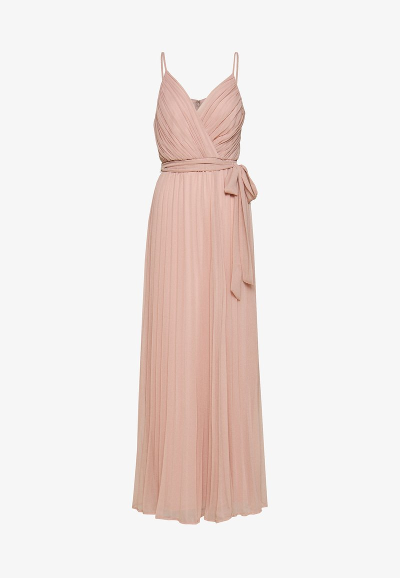 Nly by Nelly - PERFECT STRAP GOWN - Occasion wear - dusty pink