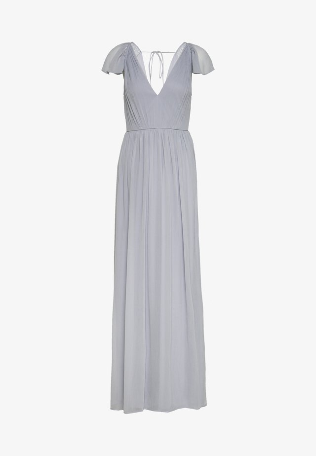 ON MY WAY GOWN - Occasion wear - dusty blue