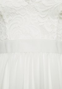Nly by Nelly - SCALLOPED PROM DRESS - Cocktailklänning - white - 2