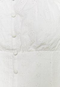 Nly by Nelly - MOVE FOR ME DRESS - Blousejurk - white - 2