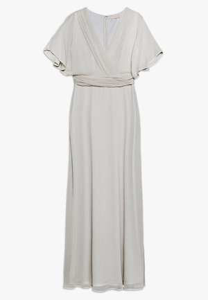 FLOWY SLEEVE GOWN - Suknia balowa - light grey
