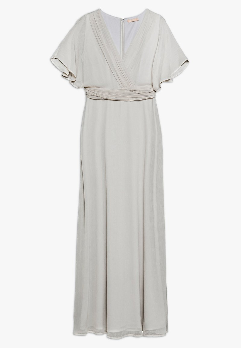 Nly by Nelly - FLOWY SLEEVE GOWN - Suknia balowa - light grey