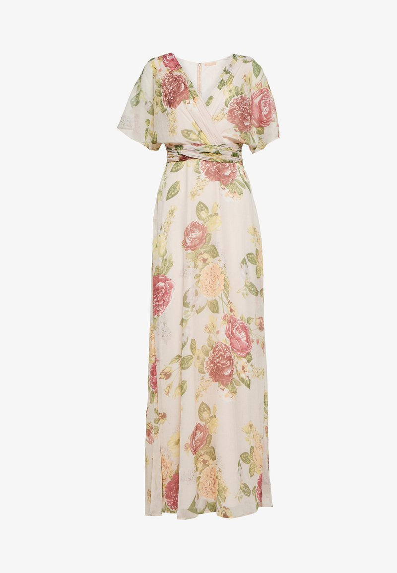Nly by Nelly - FLOWY SLEEVE GOWN - Ballkjole - multicoloured