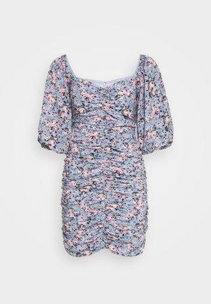 FLORAL SPRING DRESS - Sukienka letnia - multi-coloured