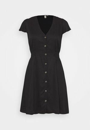 SMOCK EM DRESS - Day dress - black