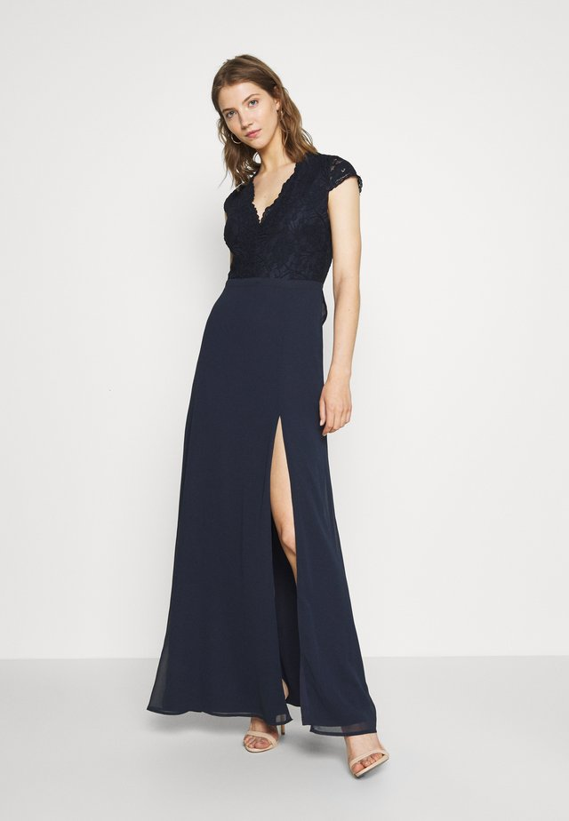 BE MINE GOWN - Occasion wear - navy
