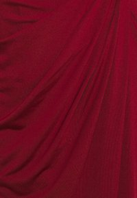 Nly by Nelly - TWISTED SPORTSCUT GOWN - Occasion wear - burgundy - 2