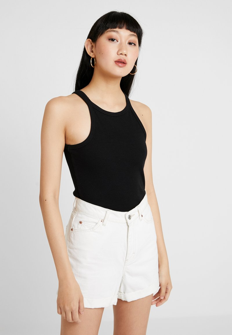 Nly by Nelly - HIGH NECK - Top - black