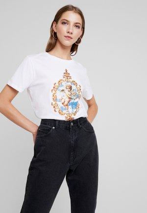 TEE - T-shirts print - white
