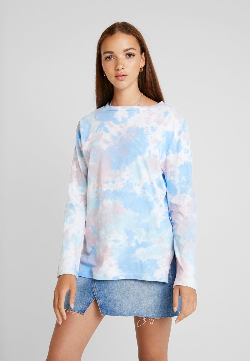 Nly by Nelly - Langarmshirt - tie dye