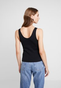 Nly by Nelly - TANK - Top - black - 2