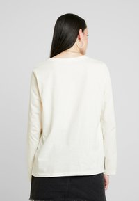 Nly by Nelly - ONE LINE - Topper langermet - white - 2
