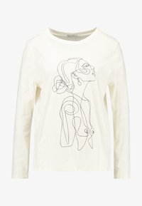 Nly by Nelly - ONE LINE - Topper langermet - white - 4