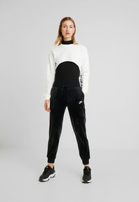Nly by Nelly - TURTLENECK - Topper - black - 1