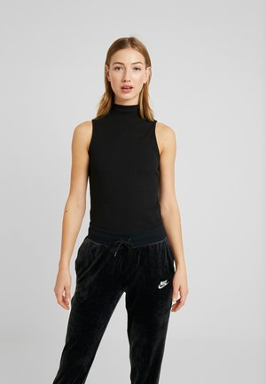 TURTLENECK - Top - black