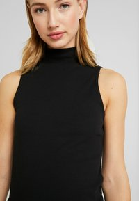 Nly by Nelly - TURTLENECK - Topper - black - 4